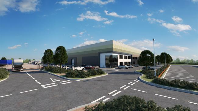 St Modwen Park proposed development