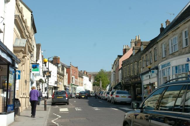 Malmesbury High Street
