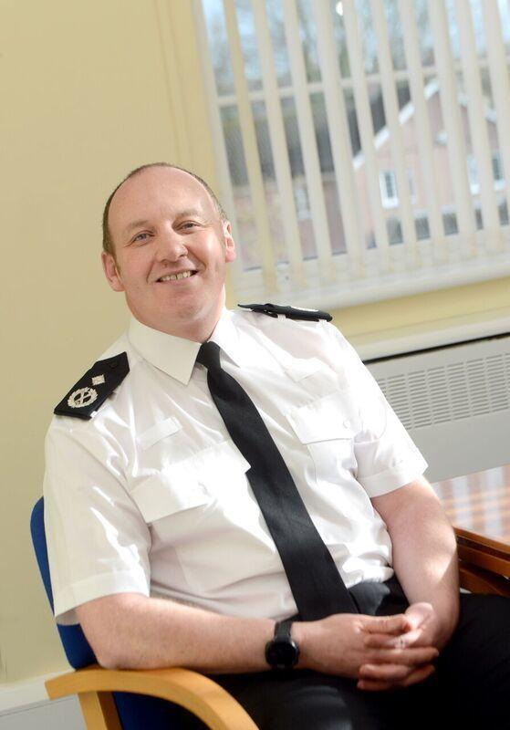 •	Deputy Chief Constable Paul Mills who leads equality, diversity and inclusion for Wiltshire Police