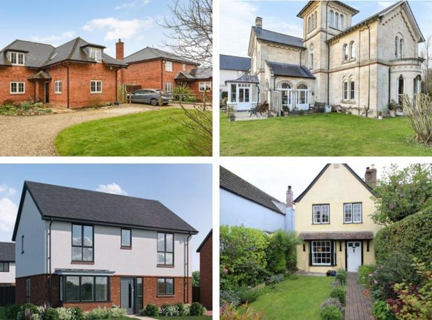 Houses you can buy for under £600,000 on Rightmove