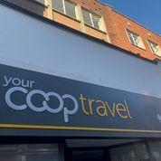 Your Co-op Travel is the new name of the Midcounties Co-operative travel agency chain