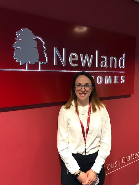 Alison Bowen joins Newland Homes as sales manager