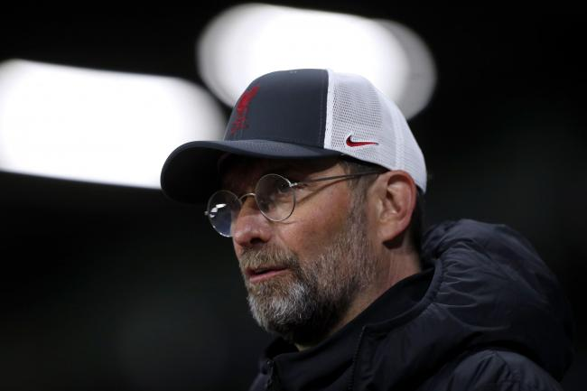 Jurgen Klopp said he was determined to help put things right at Liverpool