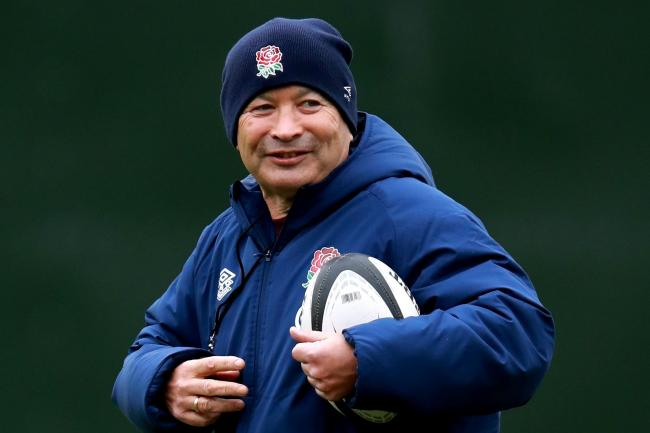 Eddie Jones presided over England's fifth-place finish in the recent Six Nations