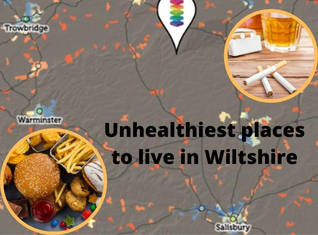 Unhealthiest places to live in Wiltshire revealed – how does your postcode fare?