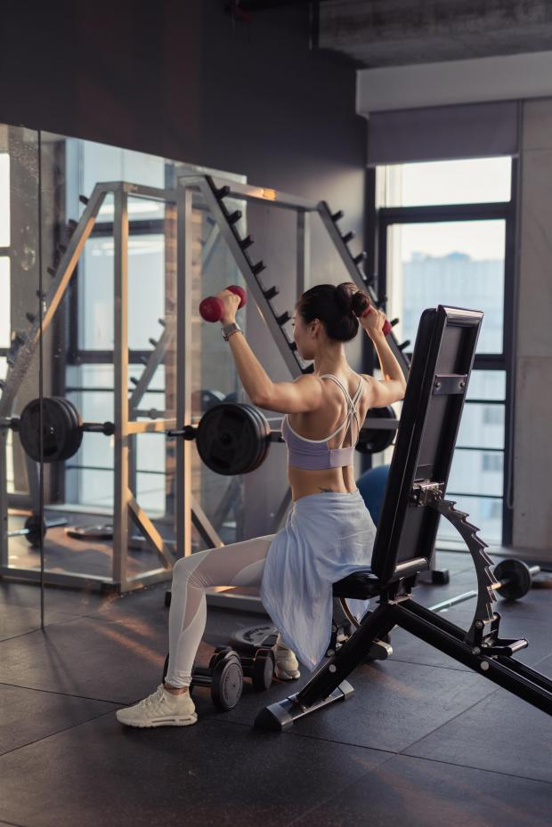 The Wiltshire Gazette and Herald: Gym Membership discounts are also available. Credit: Li Sun from Pexels
