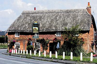 The Fox and Hounds now offers credit crunch lunches