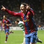 The Wiltshire Gazette and Herald: Lionel Messi