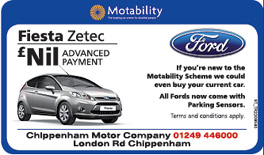The Wiltshire Gazette and Herald: Chippenham Motor Company