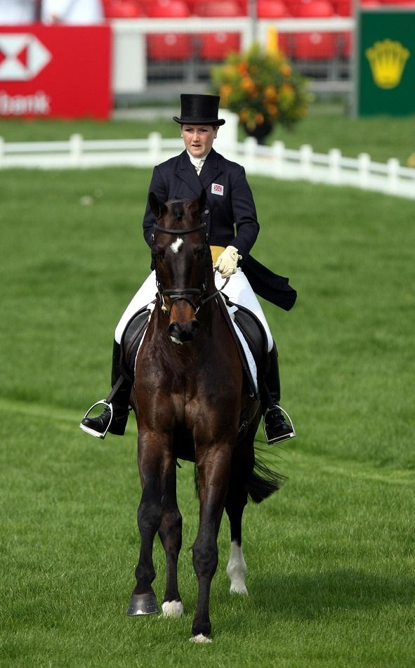 Wiltshire eventer Laura Collett