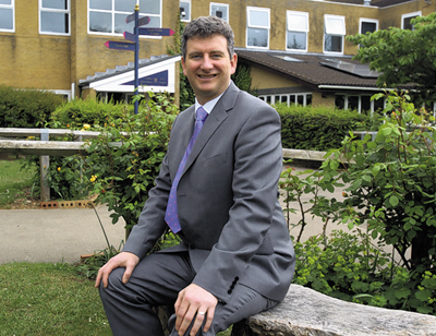 Headmaster Gerard MacMahon says that academy status will give Sheldon access to more money
