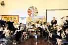 Aldbourne Band is keen to start recruiting younger musicians