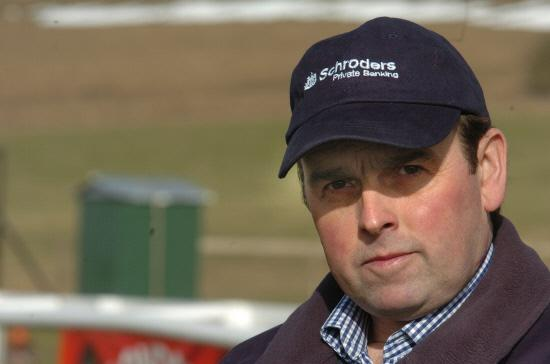 The Wiltshire Gazette and Herald: Barbury Castle trainer Alan King