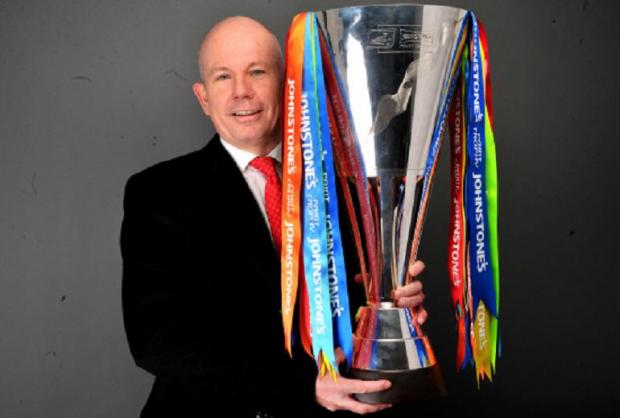 Former Swindon Town chairman Jeremy Wray
