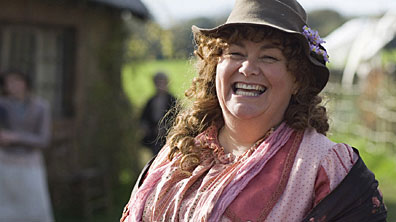 Dawn French in Lark Rise