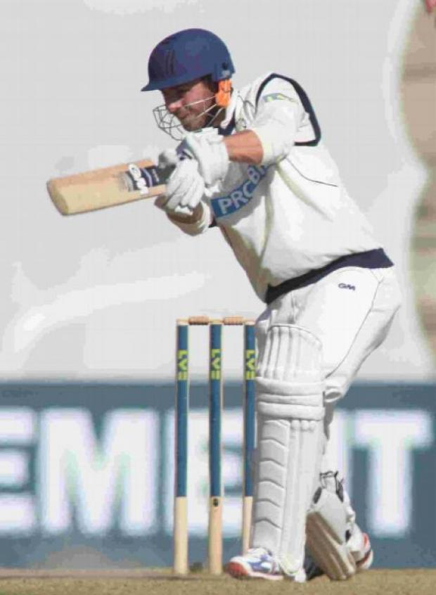 The Wiltshire Gazette and Herald: James Vince