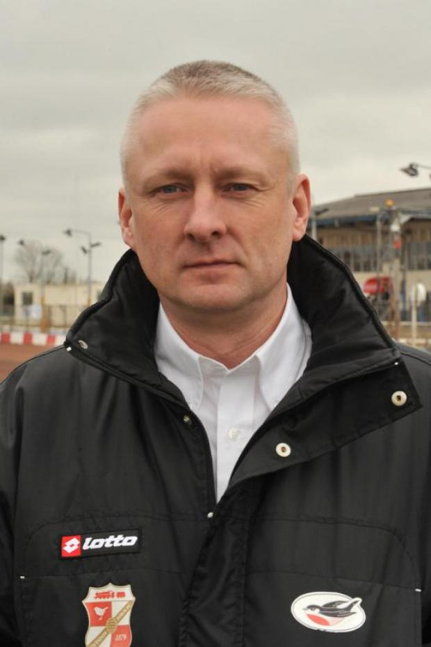 Robins' co-owner and promoter Gary Patchett