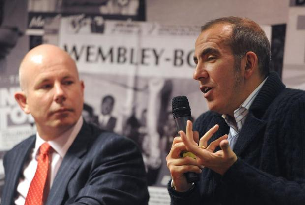 Jeremy Wray has given Paolo Di Canio his backing