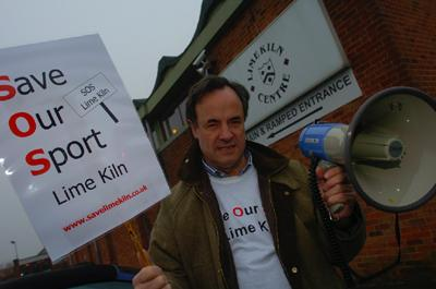 James Gray upset councillors when he failed to consult them over Wootton Bassett leisure centre before going on TV to campaign for it