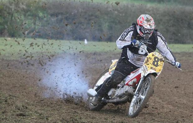 DIRT TRACK RACING: Dauntsey meeting is called off