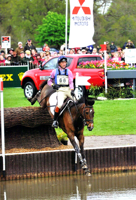 The Badminton Horse Trials will return in May after last year's washout