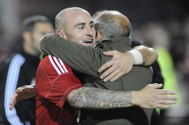 Alan McCormack believes Town's star players will not leave the club as long as Di Canio is around