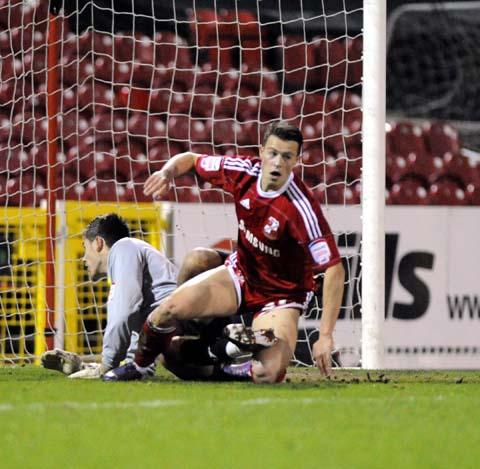 Swindon Town's Billy Bodin has been offered a new deal