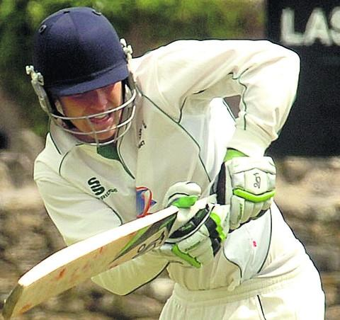 Corsham wicketkeeper Steve Bullen scored 65 in the first innings of Wiltshire's drawn match at Bournemouth