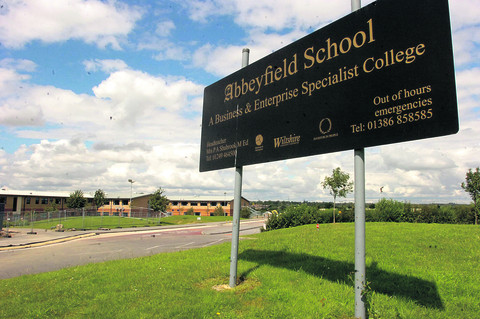 Abbeyfield, Hardenhuish and Sheldon schools will be affected by NUT strike action on Wednesday