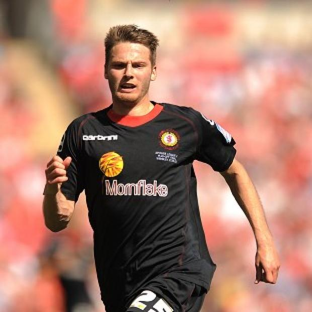 Crewe's Nick Powell is attracting interest from a host of clubs