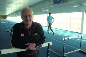Wiltshire athletics coach honoured in Queen's birthday honours list