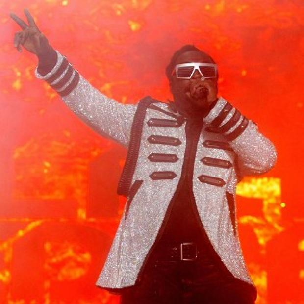 will.i.am has announced a donation to The Prince's Trust