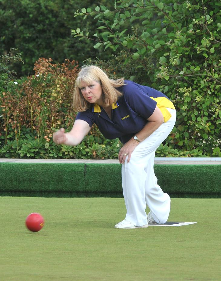 Alex Jacobs was a Wiltshire winner in their Johns Trophy defeat