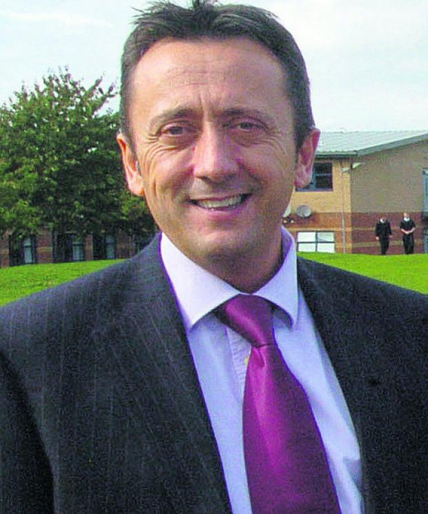 James Fox formally leaves Abbeyfield School in August, it has been mutually agreed, but there has been anger about the way his departure has been handled