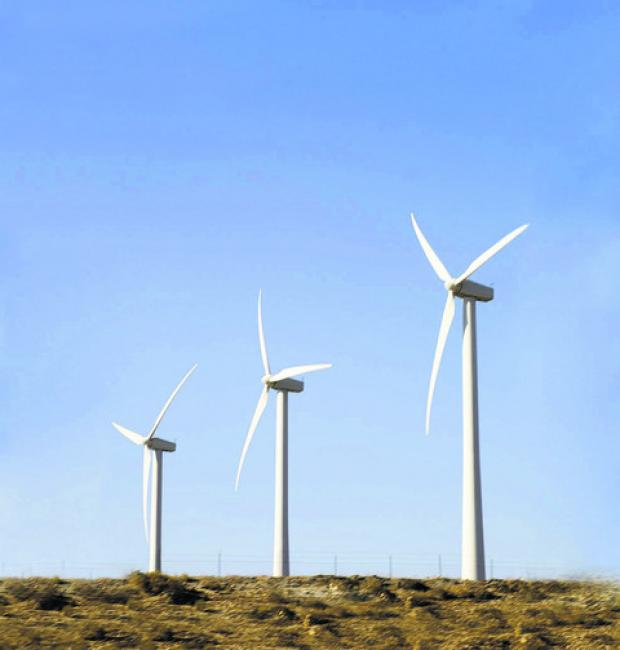 Wind farms proposals would be thwarted by distance rules