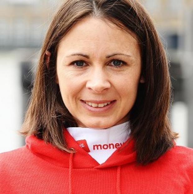 Jo Pavey finished the 10,000 metres in 31 minutes and 49.03 seconds