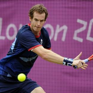 Andy Murray won the first set 6-2