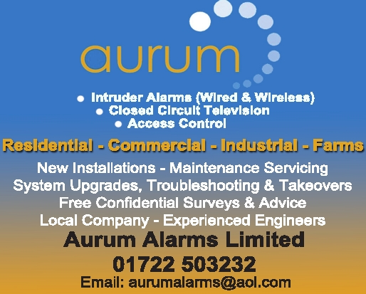 Aurum Alarms Ltd