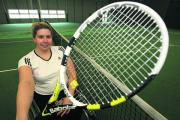 Wiltshire's Louise Hunt reached the women's consolation final at the British Open