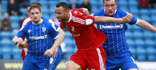 New loan signing John Bostock in action for Town last season