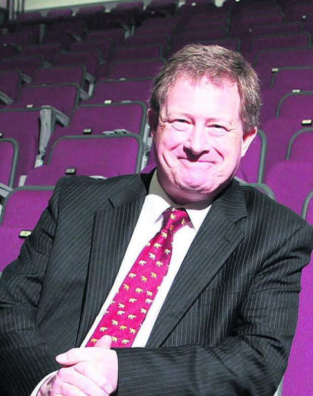 The Wiltshire Gazette and Herald: Dr Patrick Hazlewood is leaving after almost 19 years at the helm of St John's