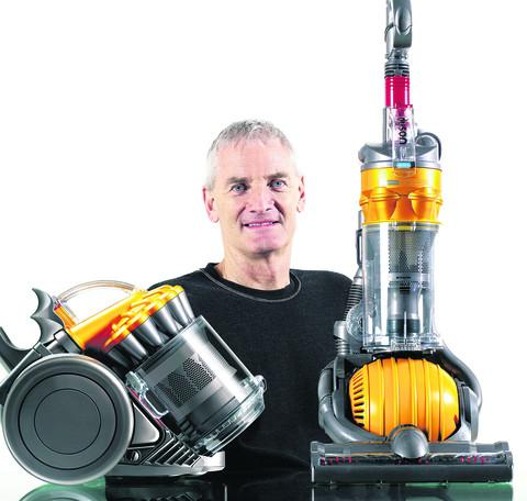 The Wiltshire Gazette and Herald: Inventor Sir James Dyson