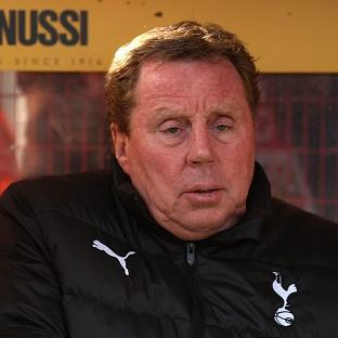 Harry Redknapp insists he was fine with being overlooked for the England job