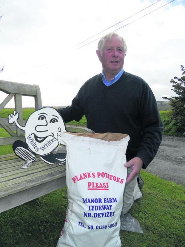Final harvest for Devizes spud boss