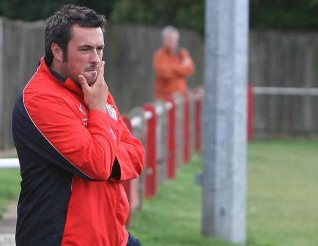 Wootton Bassett Town manager Paul Braithwaite