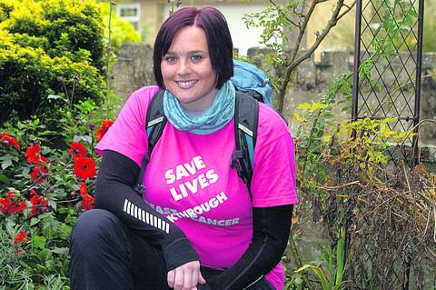 Chippenham shop worker set for Everest charity trek