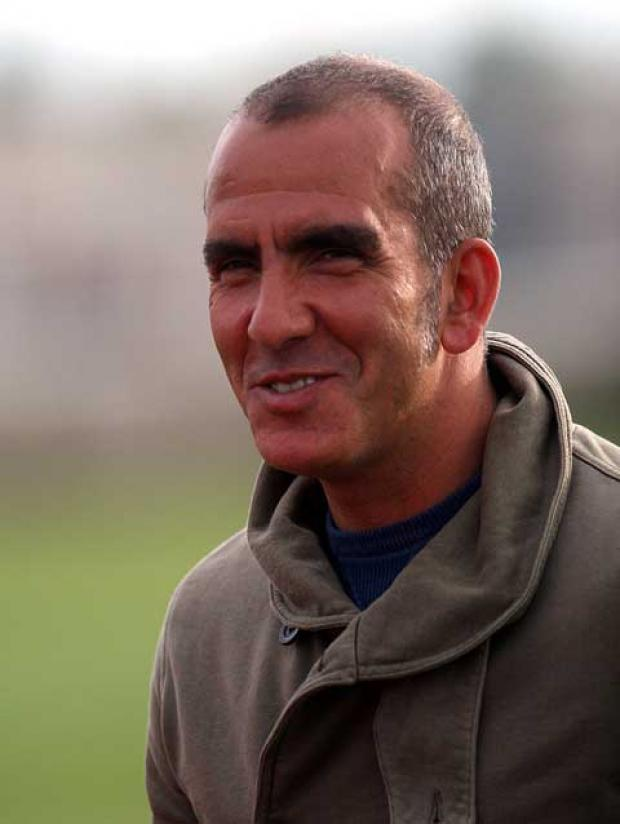 Paolo Di Canio, pictured, has brought Chris Martin to the County Ground