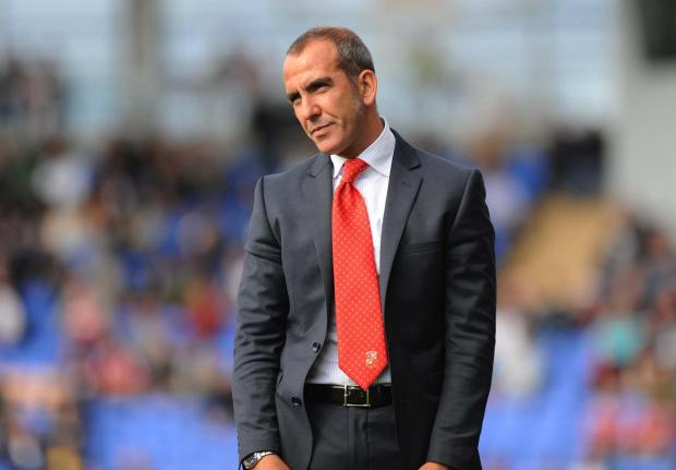 The Wiltshire Gazette and Herald: Town boss Paolo Di Canio
