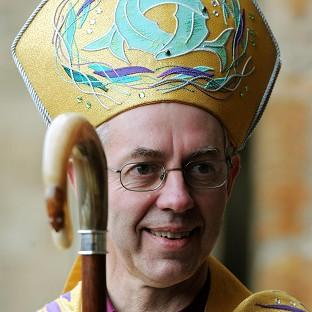 The Rt Rev Justin Welby looks set to be appointed as the new Archbishop of Canterbury