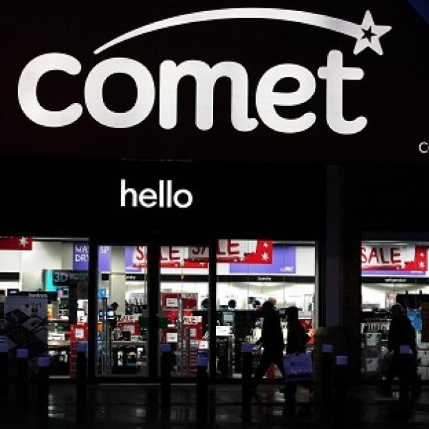 Deloitte has announced 330 job losses across Comet's head office and support centres